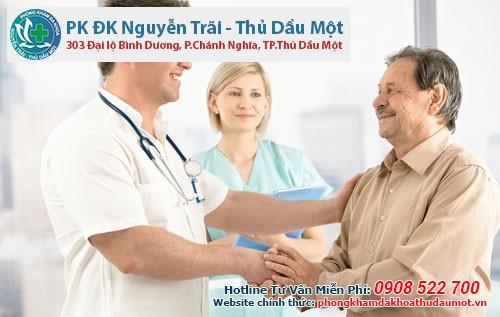 Quy trình khám và điều trị bệnh trĩ tại phòng khám trĩ Thủ Dầu Một