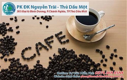 cafe có hại cho bệnh trĩ