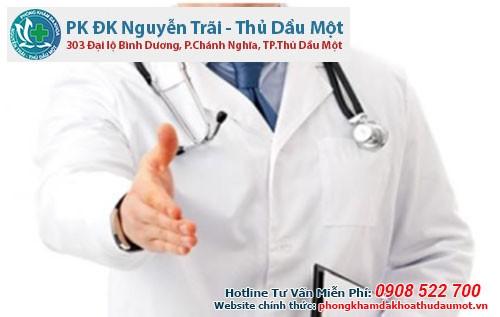 Khám và điều trị bệnh hậu môn tại Đa khoa Nguyễn Trãi - Thủ Dầu Một