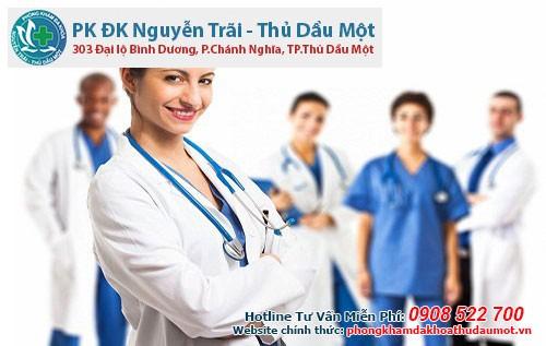Đa khoa Nguyễn Trãi - Thủ Dầu Một là địa chỉ khám và chữa bệnh trĩ tại Bình Phước uy tín
