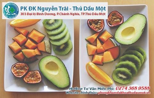 Ăn nhiều trái cây tươi là cách khắc phục trĩ tái phát hiệu quả