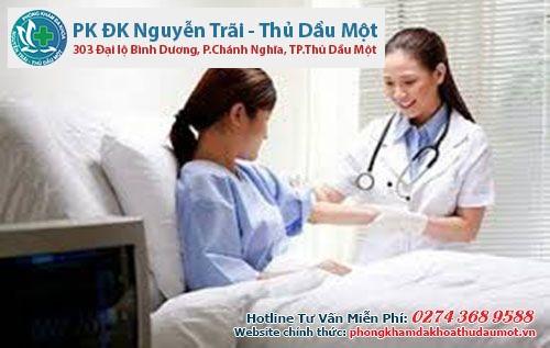 Đến cơ sở y tế có chất lượng để khám và điều trị bệnh