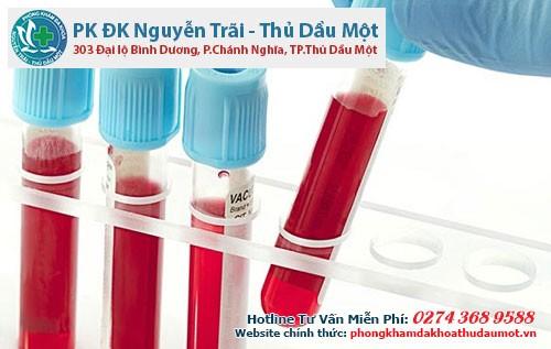 Xét nghiệm máu giúp tìm ra virus HPV khi bệnh chưa có biểu hiện