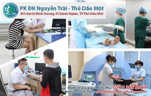Phòng khám chuyên chữa bệnh xã hội Thuận An Dĩ An