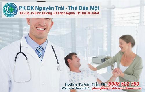 Đa khoa Nguyễn Trãi - Thủ Dầu Một – phòng khám bệnh xã hội uy tín/da khoa thu dau mot - phong kham benh xa hoi uy tin