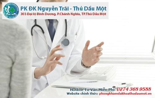 Xét nghiệm bệnh xã hội Dĩ An Thuận An bệnh nhân sẽ được
