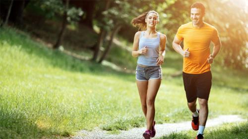 chạy bộ giúp tăng cường HDL cholesterol