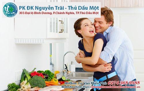 Chữa viêm ống dẫn trứng - Phòng khám Đa khoa Nguyễn Trãi - Thủ Dầu Một
