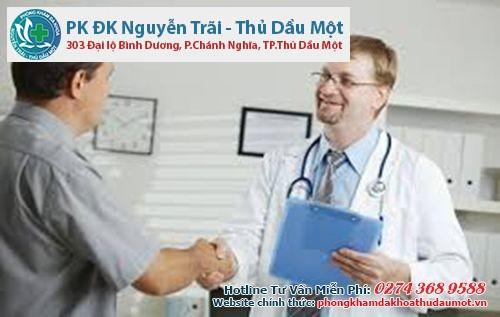 Đa Khoa Thủ Dầu Một chuyên hỗ trợ chữa bệnh yếu sinh lý phái mạnh