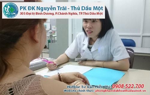 Chữa đa nang buồng trứng bằng đông y tại Đa khoa Nguyễn Trãi - Thủ Dầu Một