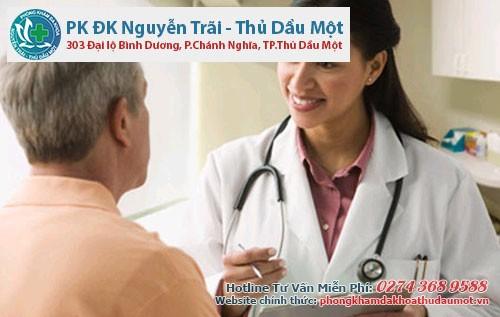 Sử dụng thuốc trị sưng tinh hoàn phải có chỉ định của bác sĩ chuyên khoa