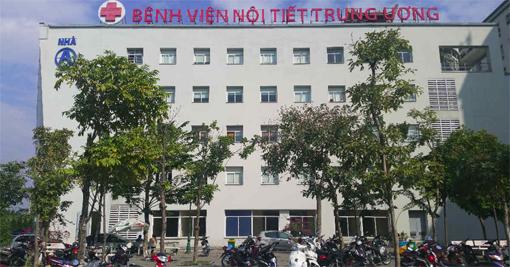 địa chỉ bệnh viện nội tiết trung ương