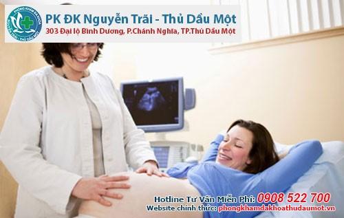 Đa khoa Nguyễn Trãi - Thủ Dầu Một - Địa chỉ phòng khám thai ở Thủ Đức tốt