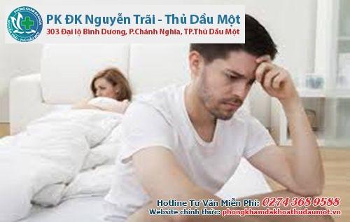 Đa Khoa Thủ Dầu Một điều trị bệnh liệt dương nam giới
