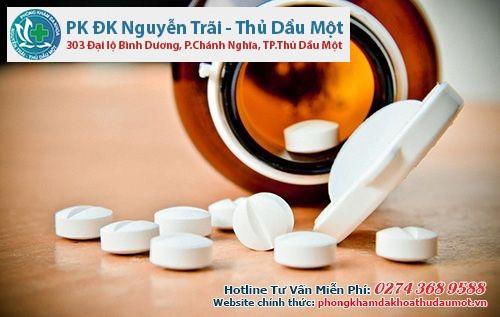 Thuốc tránh thai thường được sử dụng để điều trị bệnh u xơ tử cung