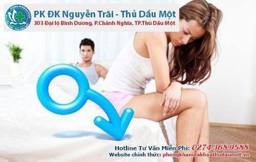 Viêm tử cung cần phải được điều trị sớm