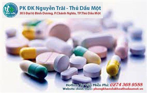 Điều trị viêm niệu đạo nam giới bằng thuốc