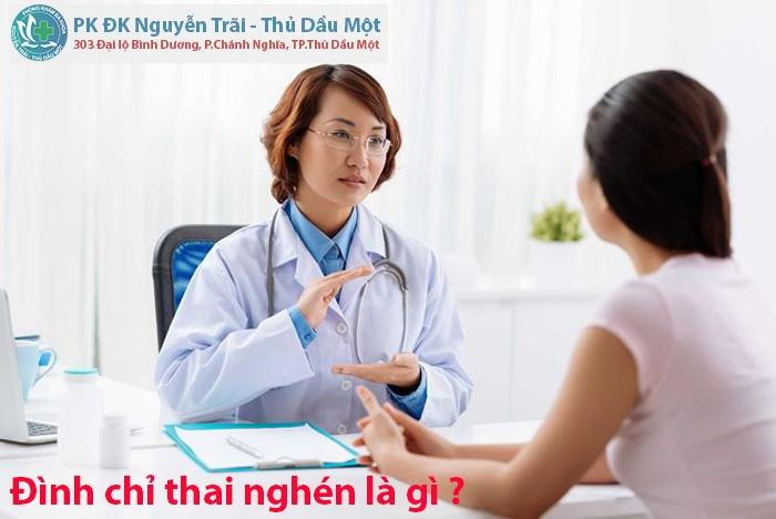 Phương pháp đình chỉ thai nghén là gì?