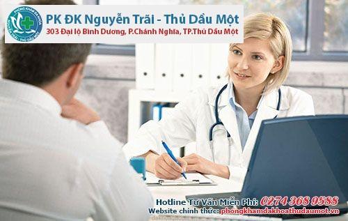 Dùng thuốc kháng sinh để điều trị bệnh viêm bàng quang