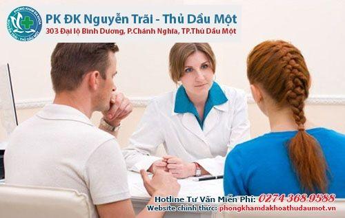 Điều trị viêm âm đao tại Đa khoa Nguyễn Trãi - Thủ Dầu một