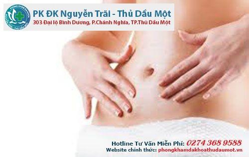 Điều trị viêm tử cung tại Đa khoa Nguyễn Trãi - Thủ Dầu Một