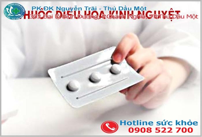 Kinh nguyệt không đều nên uống thuốc gì ?