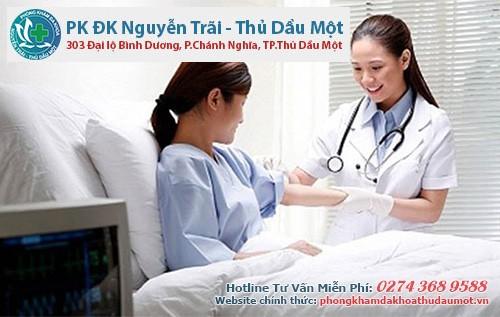 điều trị rong kinh tại Đa khoa Nguyễn Trãi - Thủ Dầu Một