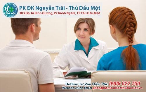 Phòng khám Đa khoa Nguyễn Trãi - Thủ Dầu Một - Địa chỉ điều trị kinh hay ở Bình Dương