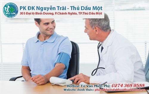 chữa bệnh càng sớm để tiết kiệm chi phí điều trị liệt dương
