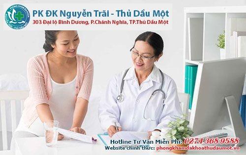 Nên thăm khám sức khỏe phụ khoa định kỳ 6 tháng - 1 lần