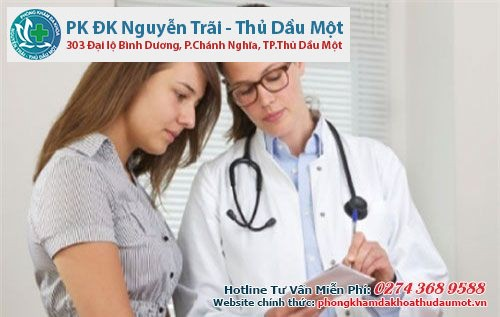 Đa khoa Nguyễn Trãi - Thủ Dầu Một chữa viêm ống dẫn trứng tốt nhất hiện nay