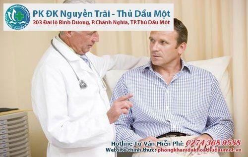 Nên điều trị yếu sinh lý nam giới càng sớm càng tốt