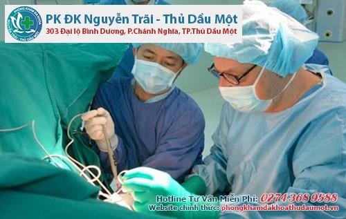 Điều trị nứt kẽ hậu môn khỏi ngay tại Đa khoa Nguyễn Trãi - Thủ Dầu Một