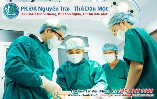 Phương pháp phẫu thuật nứt kẽ hậu môn