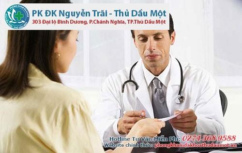 Nghe bác sĩ tư vấn về phá thai