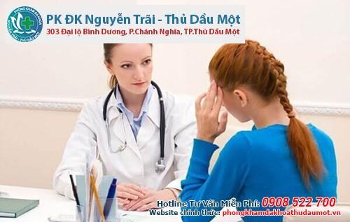 Phòng khám Đa khoa Nguyễn Trãi - Thủ Dầu Một nơi phá thai uy tín và hiệu quả