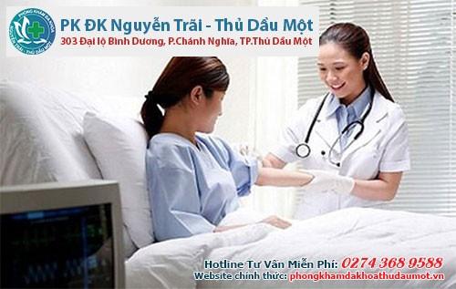 Nhân viên y tế thân thiện, nhiệt tình hỗ trợ bệnh nhân