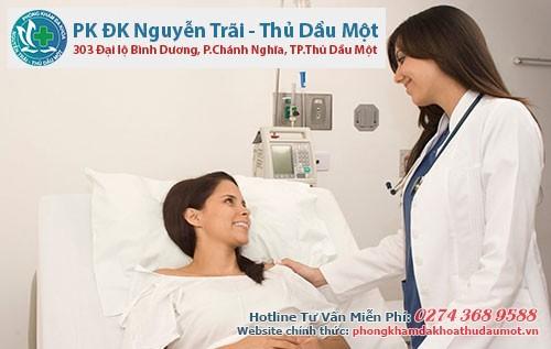 Hãy đến Đa khoa Nguyễn Trãi - Thủ Dầu Một để được tư vấn phương pháp phá thai an toàn không đau