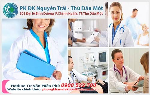 Phòng khám Đa khoa Nguyễn Trãi - Thủ Dầu Một nơi phá thai an toàn và bảo mật