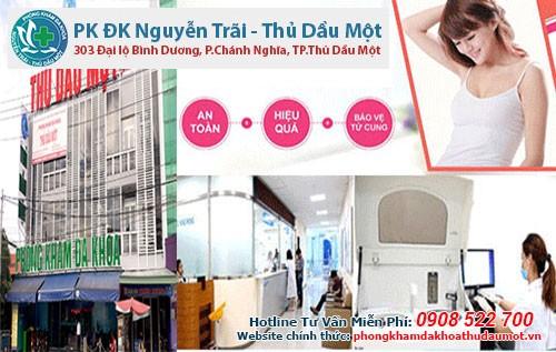 Đa khoa Nguyễn Trãi - Thủ Dầu Một - Địa chỉ khám và phá thai ở Bình Long Bình Phước có uy tín|Chi phí sinh con ở bệnh viện phụ sản quốc tế ngã tư bình phước