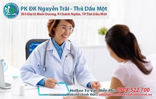 Địa chỉ phòng khám phá thai an toàn ở Thuận An