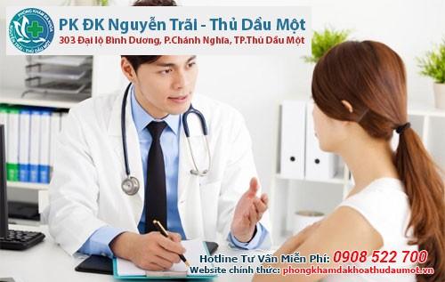 Khám sản phụ khoa hiệu quả tại Đa khoa Nguyễn Trãi - Thủ Dầu Một