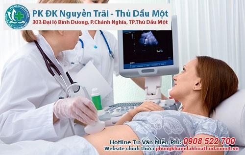 Đa khoa Nguyễn Trãi - Thủ Dầu Một - Địa điểm siêu âm thai ở Bình Dương có siêu âm 4D