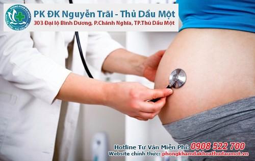 Không nghe tim thai là dấu hiệu nhận biết thai chết lưu