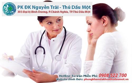 Muốn đi phá thai ở Bình Dương thì đến phòng khám Đa khoa Nguyễn Trãi - Thủ Dầu Một