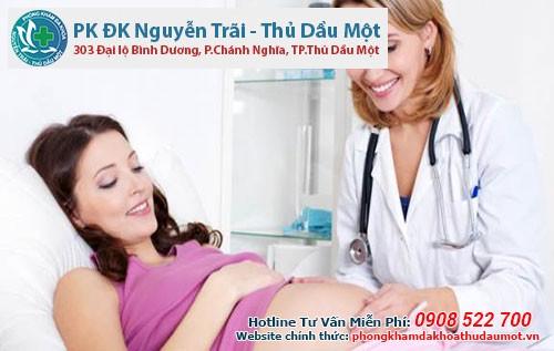 Đa khoa Nguyễn Trãi - Thủ Dầu Một – Phòng siêu âm khám sản phụ khoa Bình Dương uy tín