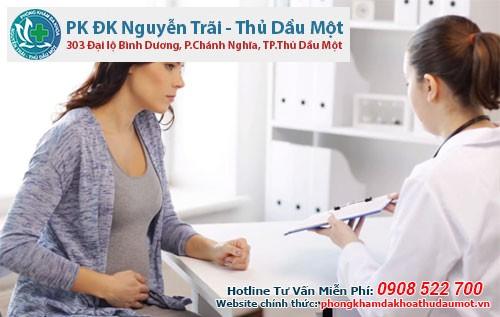 Quy trình nạo phá thai tại Đa khoa Nguyễn Trãi - Thủ Dầu Một
