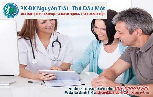 Phòng khám hỗ trợ chữa bệnh viêm âm đạo hiệu quả tại Thủ Dầu Một