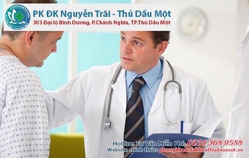 Phòng khám nam khoa ứng dụng phương pháp điều trị bệnh tân tiến