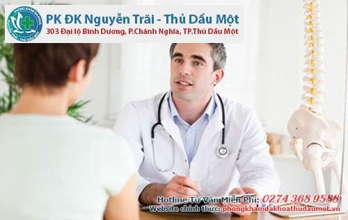 Bác sĩ chuyên khoa tư vấn bệnh nam khoa thường gặp ở phái mạnh